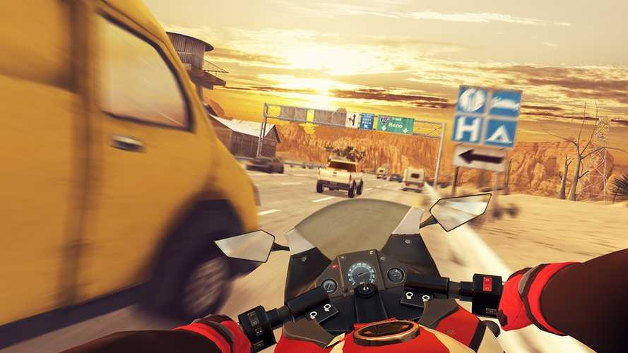 Moto Rush GT Motorcycle Game Coming to Nintendo