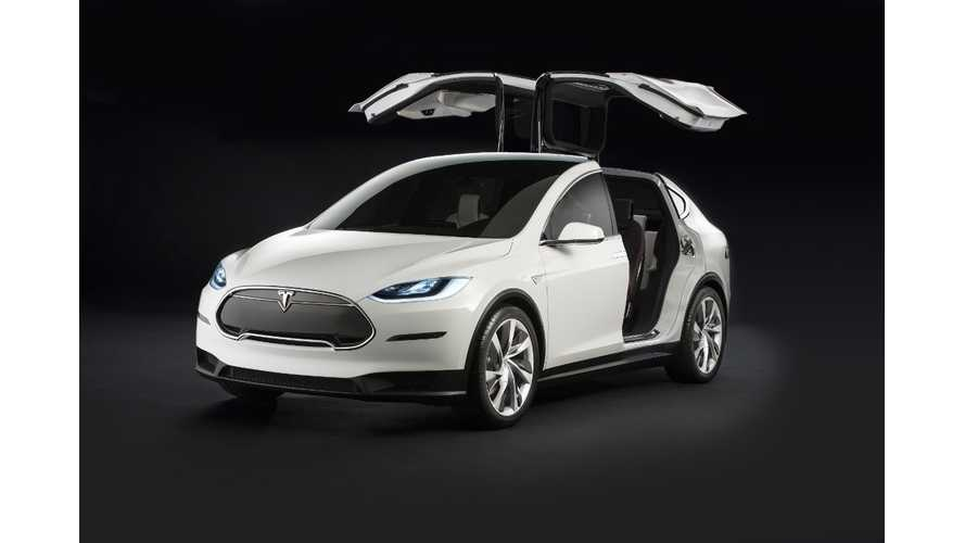 Tesla Model S / Model X Combined Production Set At 1,000 Units Per Week