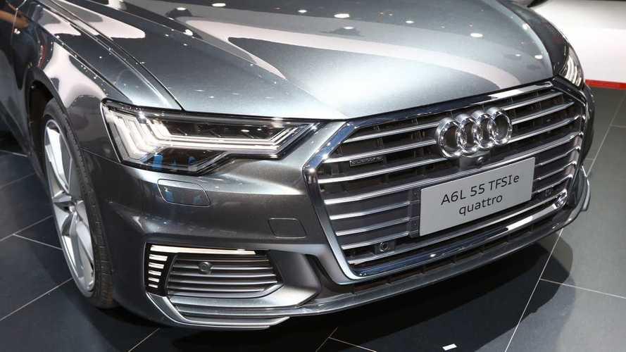 Audi au salon de Genève 2019