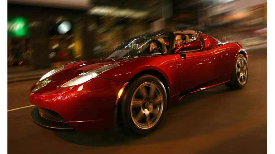 Report:  New Tesla Roadster To Hit Market In 2017 As The Model R