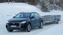 Audi Q8 PHEV Casus Fotoğraflar