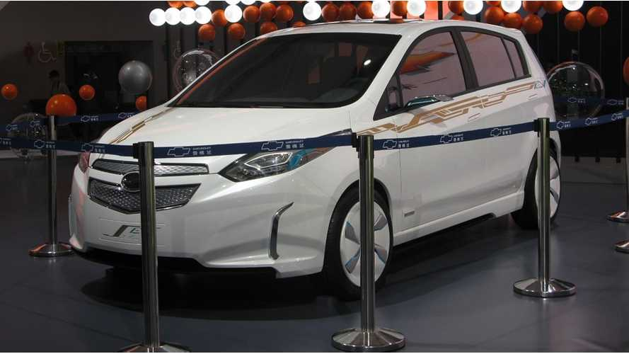 "Volt Sales ""Very Low"" In China. Cadillac ELR Coming, But Chevrolet Sail EV May Save The Day"