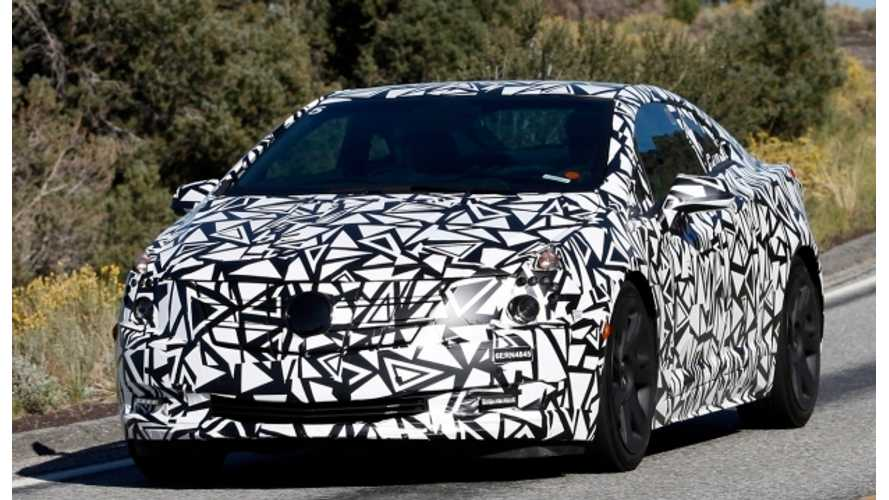 Cadillac Teases Plug-In ELR With Release of Camouflaged Photo