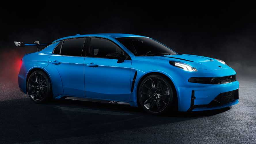Lynk & Co 03 Cyan Is A 528-HP Concept Not Coming To Geneva