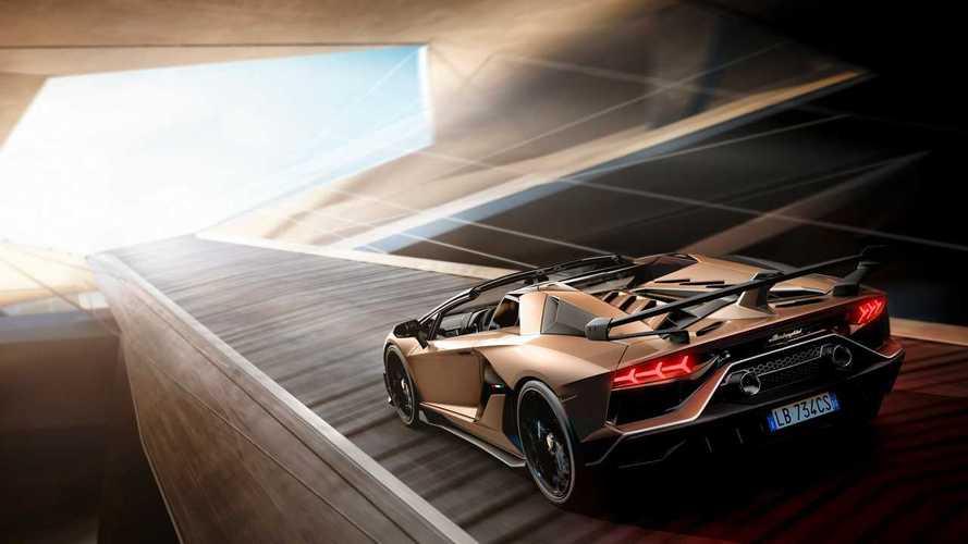 Lamborghini Aventador SVJ Roadster: 770 CV, a cielo abierto
