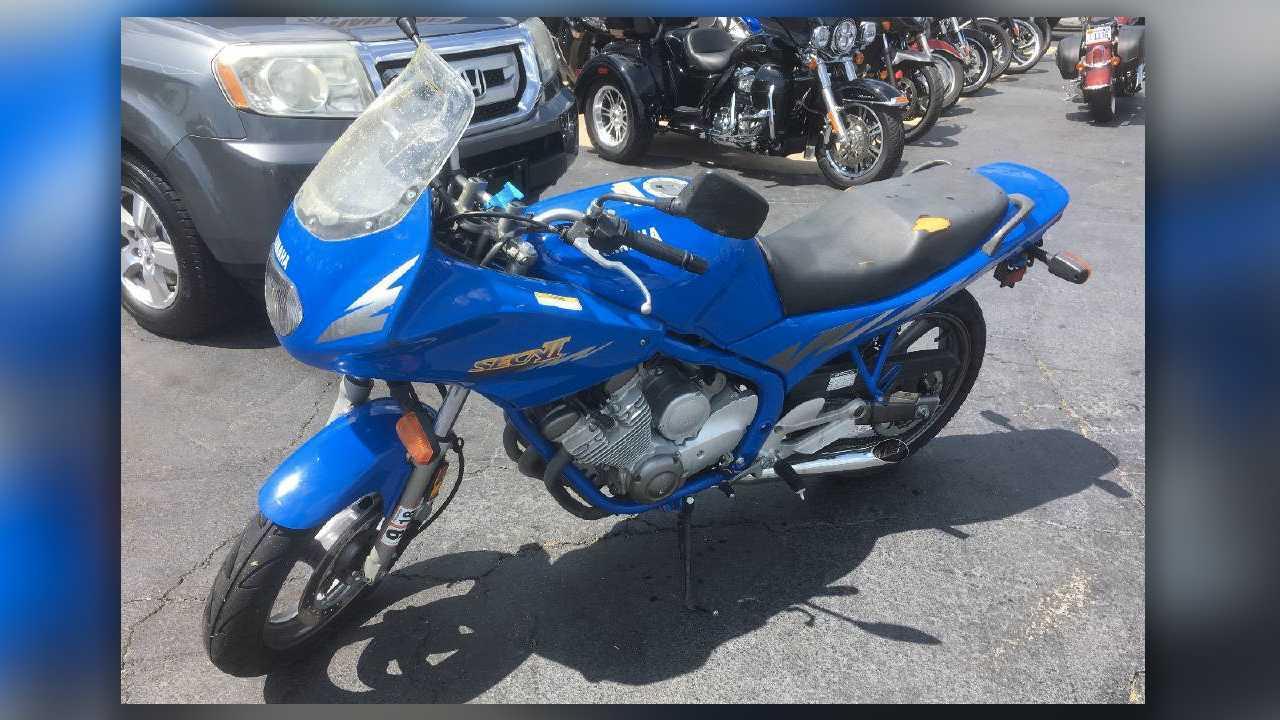 1994 Yamaha XJ 600 Seca II - $1,295