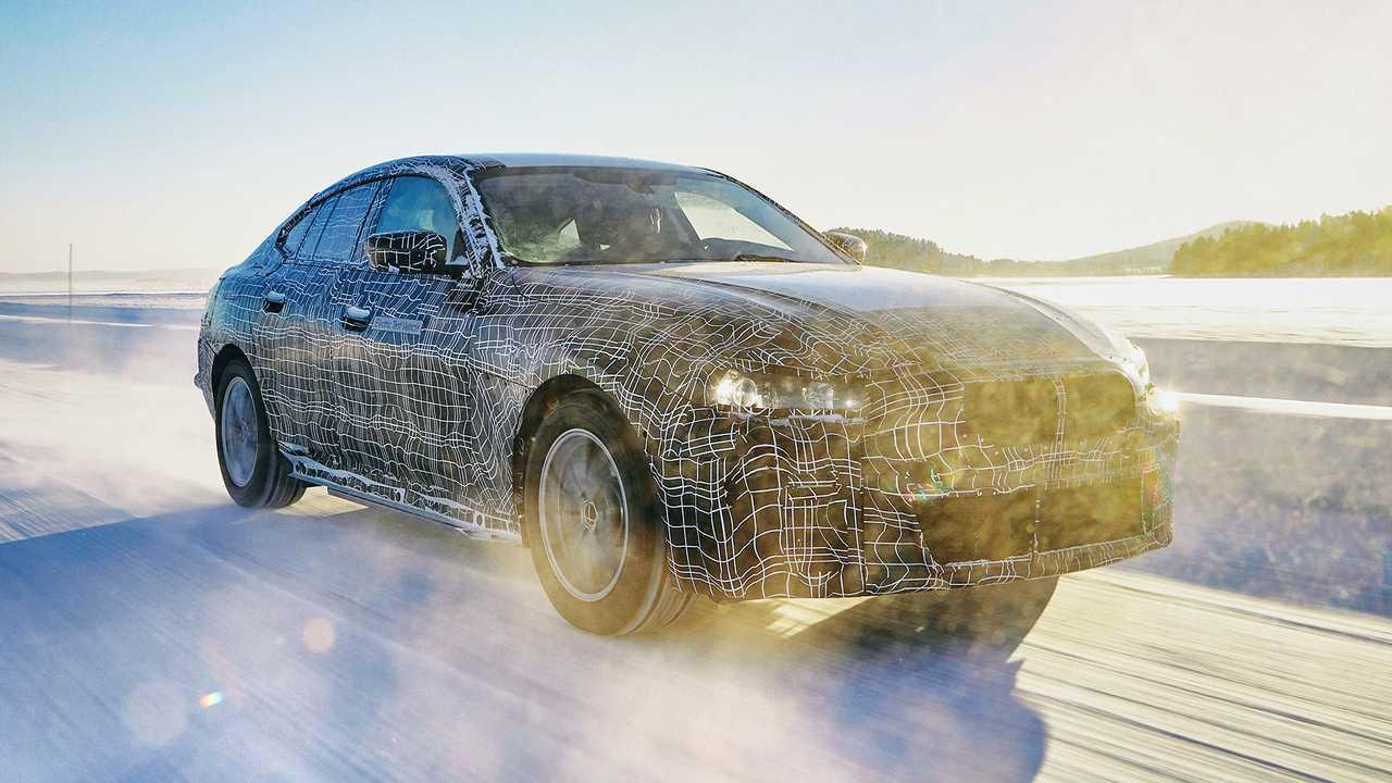 BMW i4 (2021)