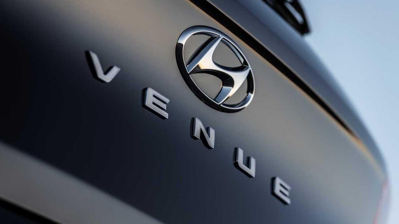 Hyundai Venue teaser