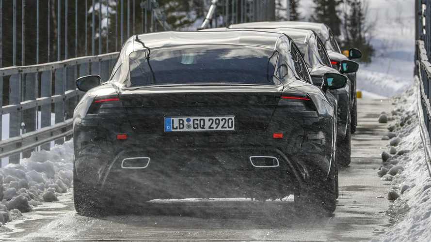 Porsche Taycan, al Nurburgring in meno di otto minuti (simulati)