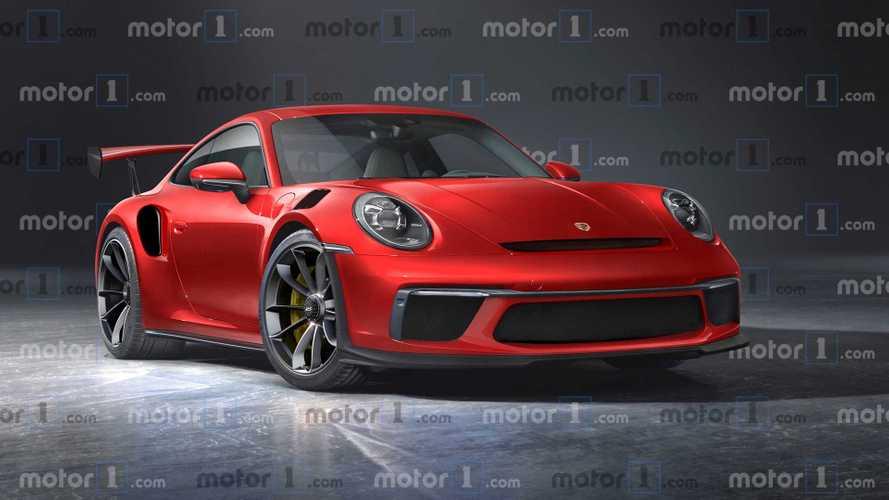 Découvrez notre rendu de la Porsche 911 (992) GT2 RS