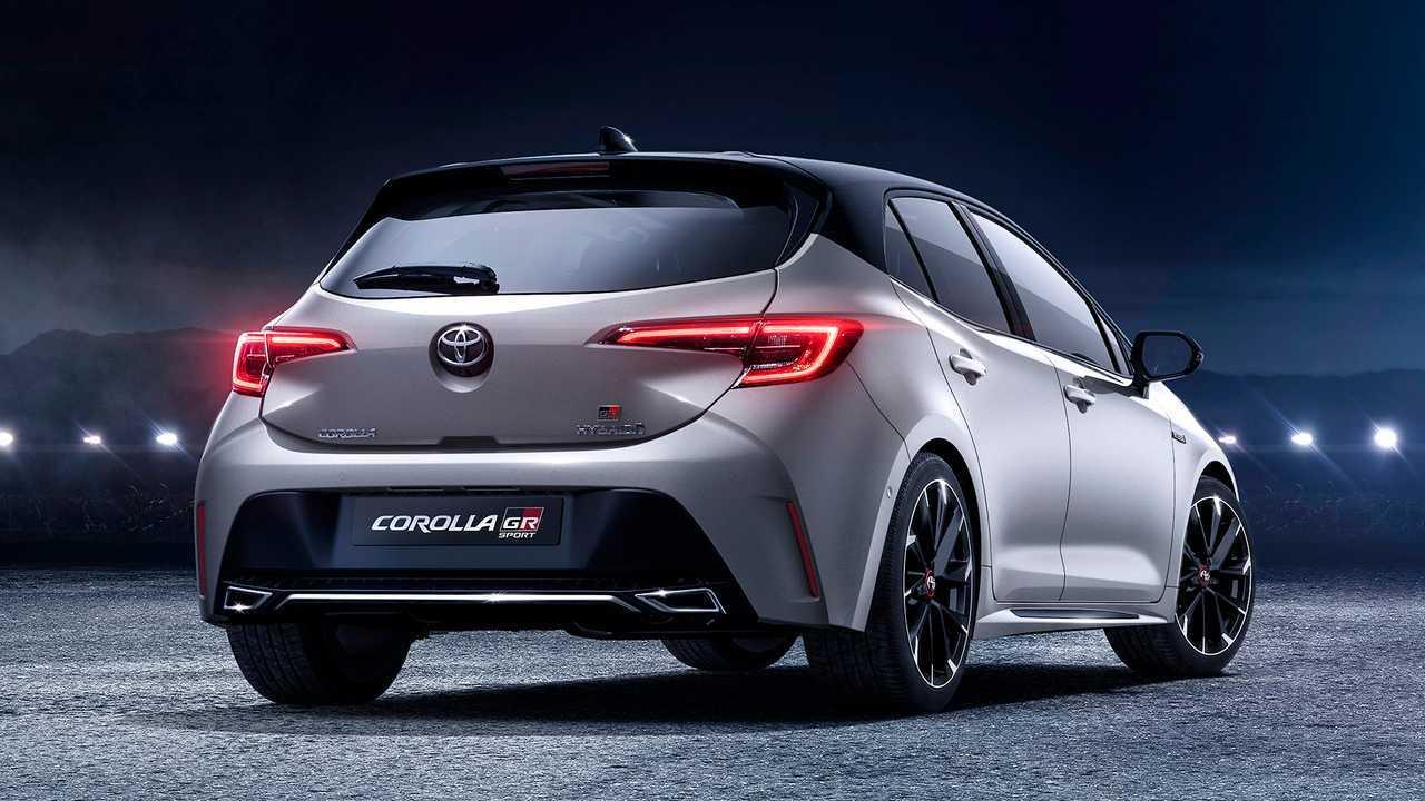 Toyota Corolla GR SPOR 2019