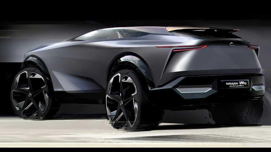 Nissan IMQ - Un nouveau concept présenté à Genève