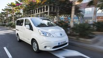 Nissan e-Van Sharing Firenze