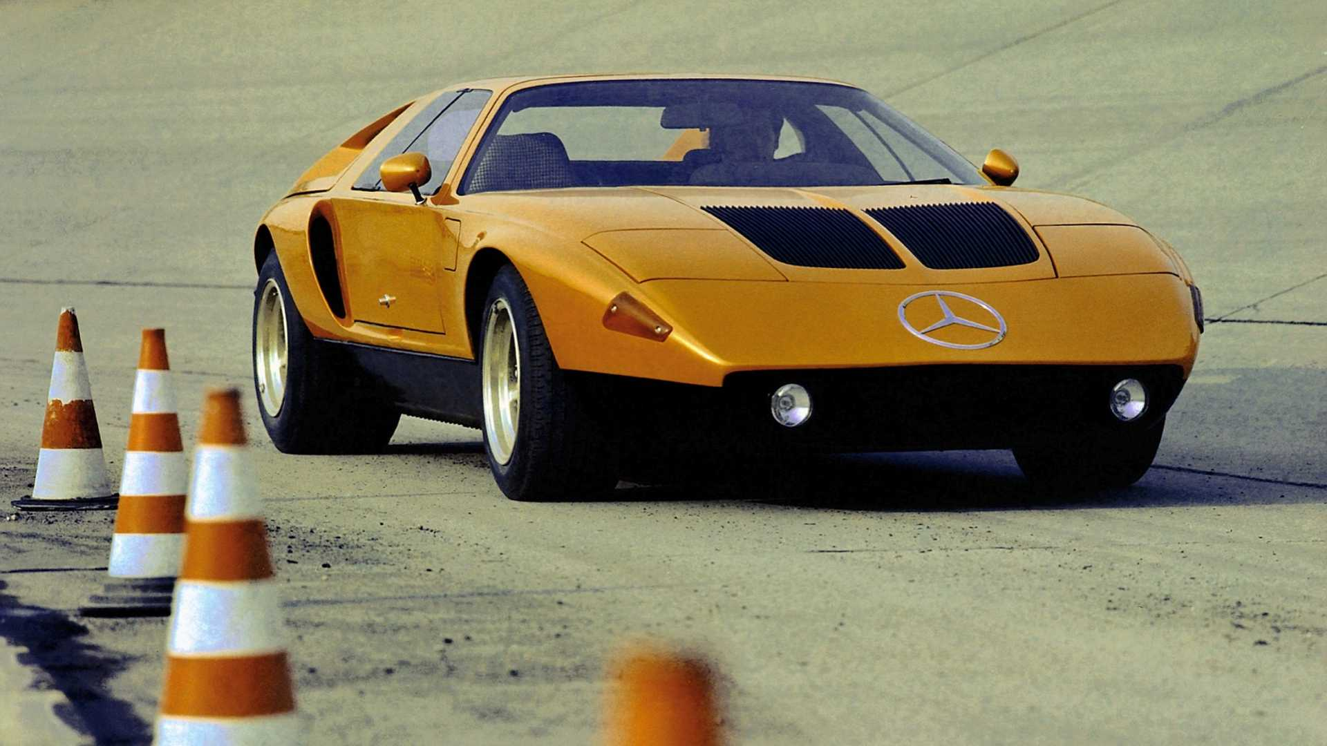 "[""Mercedes-Benz C 111 Cars""]"