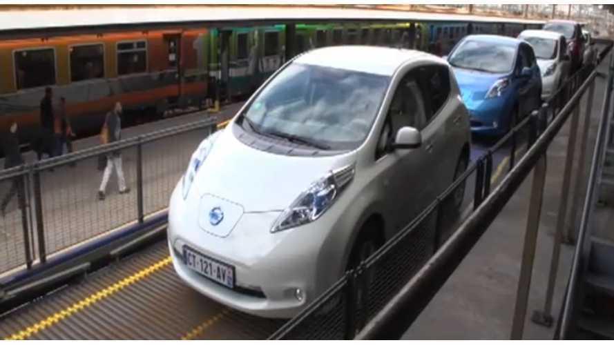 Nissan Gives The LEAF A 500 Mile Range* (w/video)
