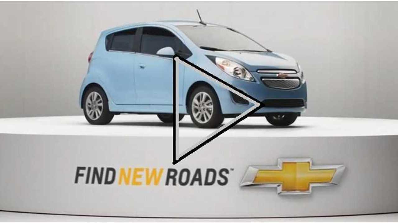 Chevrolet Spark EV Ad -