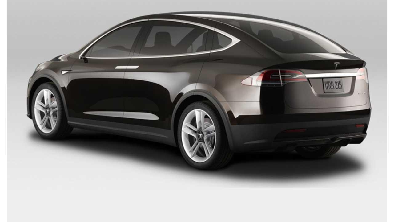 Tesla Model X To Get