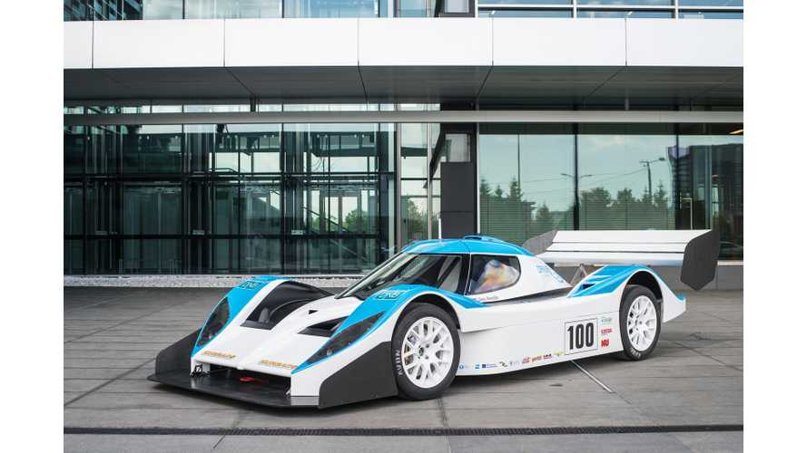Latvian eO PP01 Ready to Tackle Pikes Peak (w/videos)