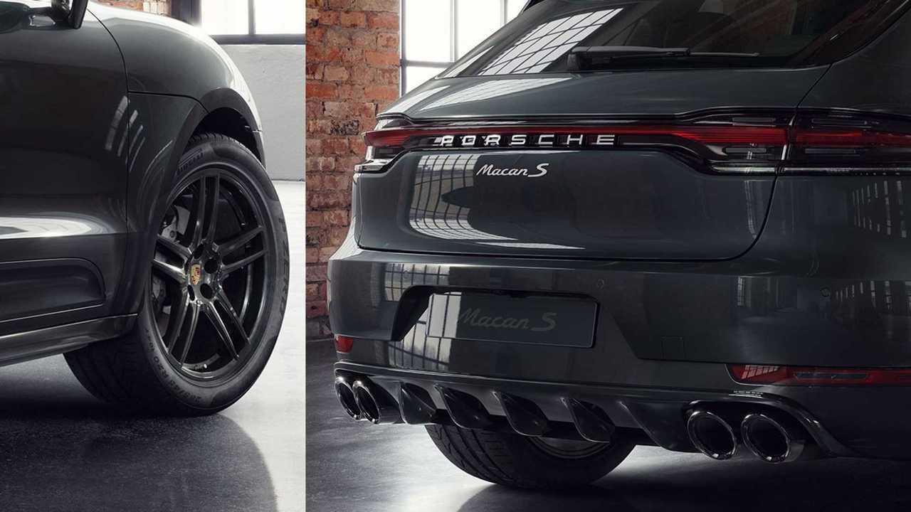 Porsche Macan S 2019 de Porsche Exclusive Manufaktur