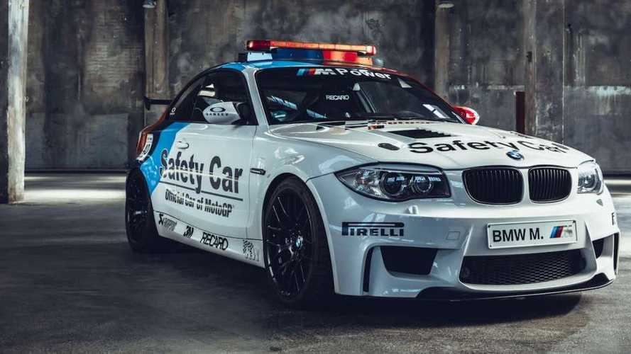 Os Safety Cars da BMW no MotoGP ao longo da história