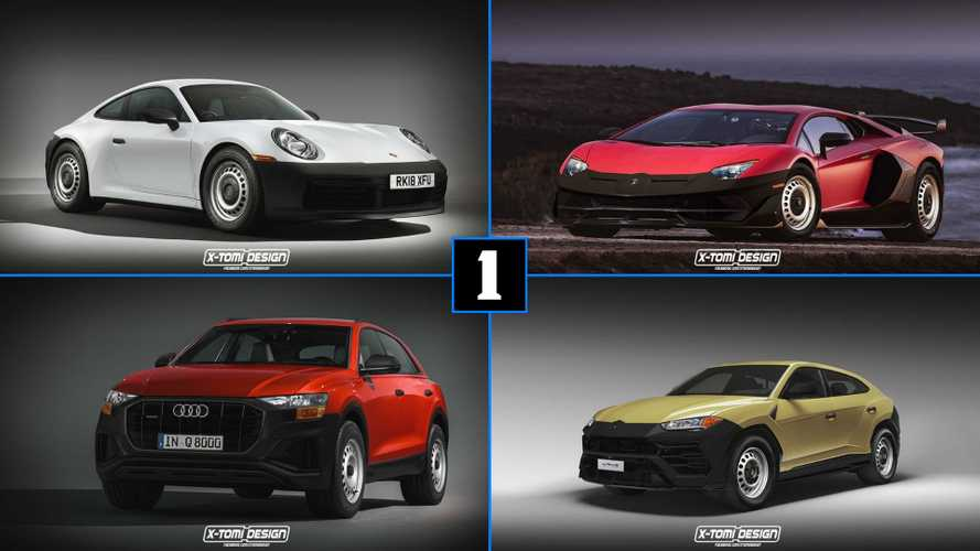 Low-Cost Versions Of Premium And Sports Cars Would Look Hilarious