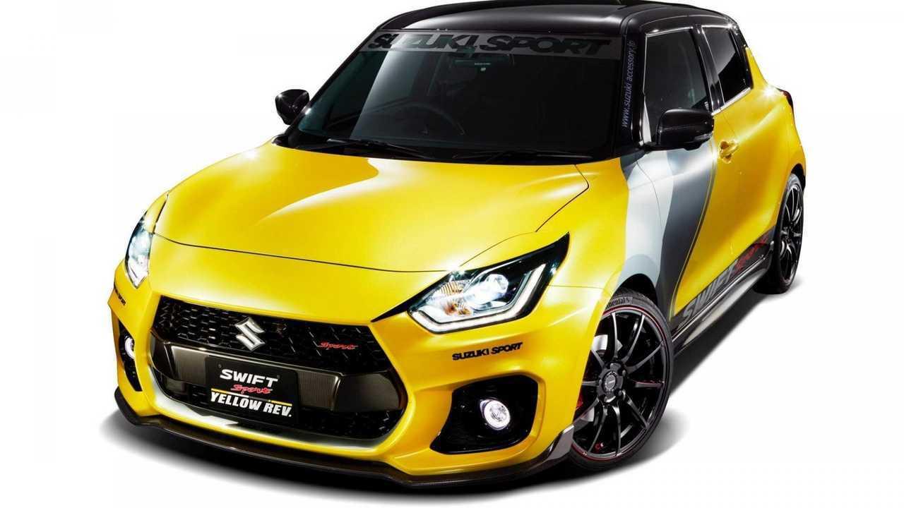 Suzuki Swift Sport - Tokio 2019