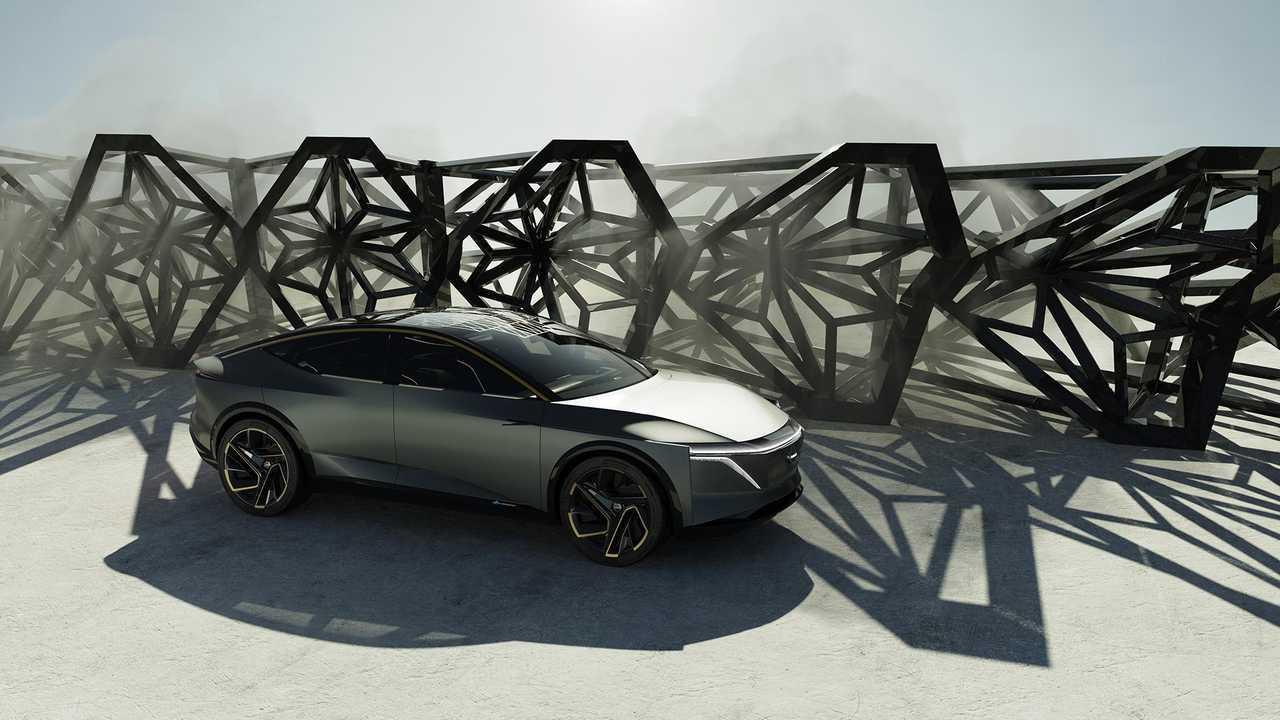 Nissan IMs koncepciója
