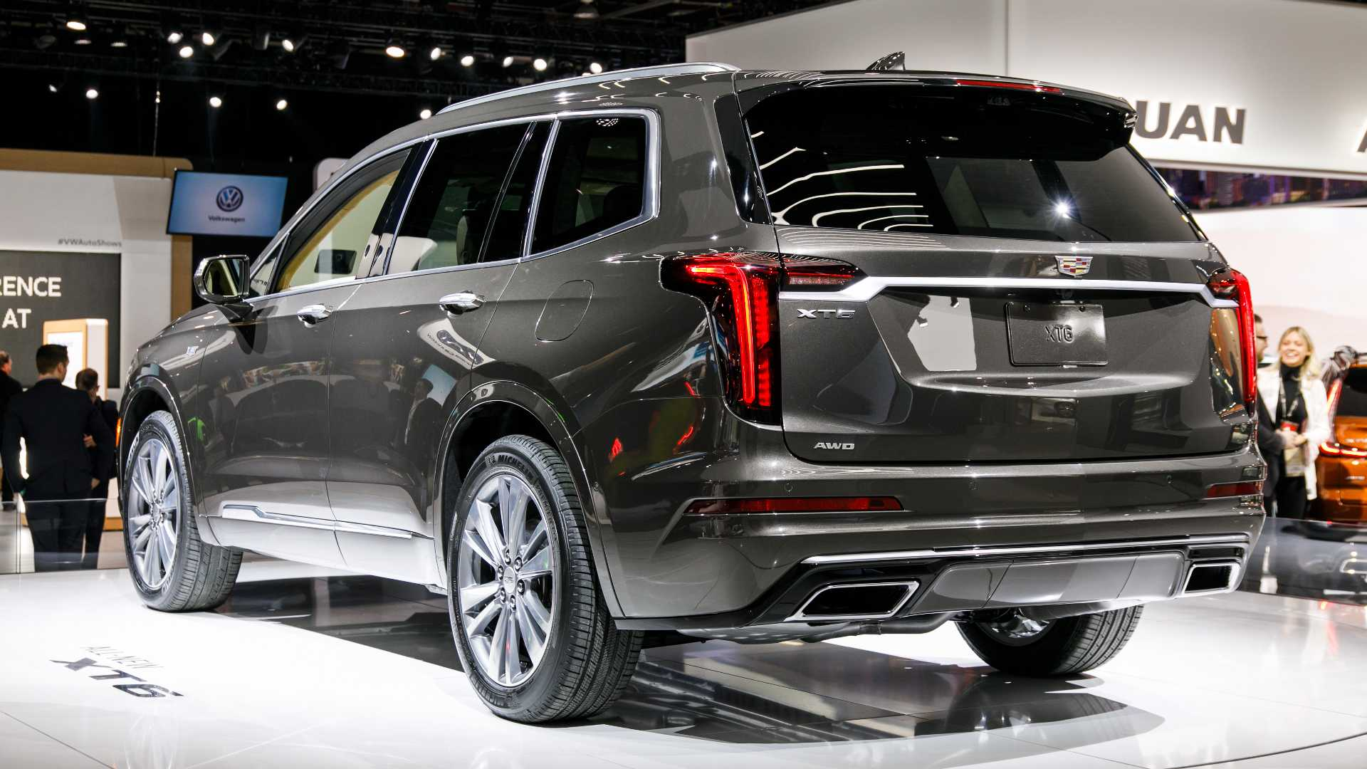 2020 Cadillac Xt6 Three Row Cuv Debuts With V6 Power No Super Cruise