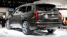 2020 Cadillac XT6 Live