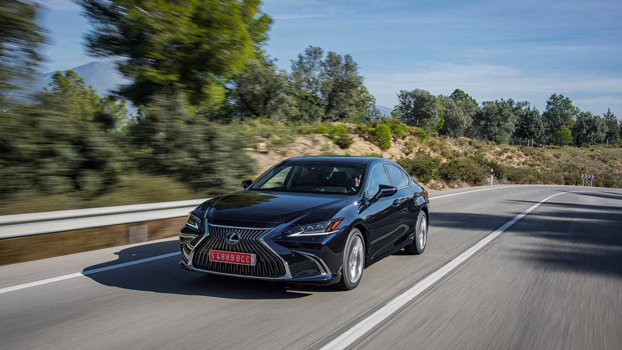 Primera prueba Lexus ES 300h 2019