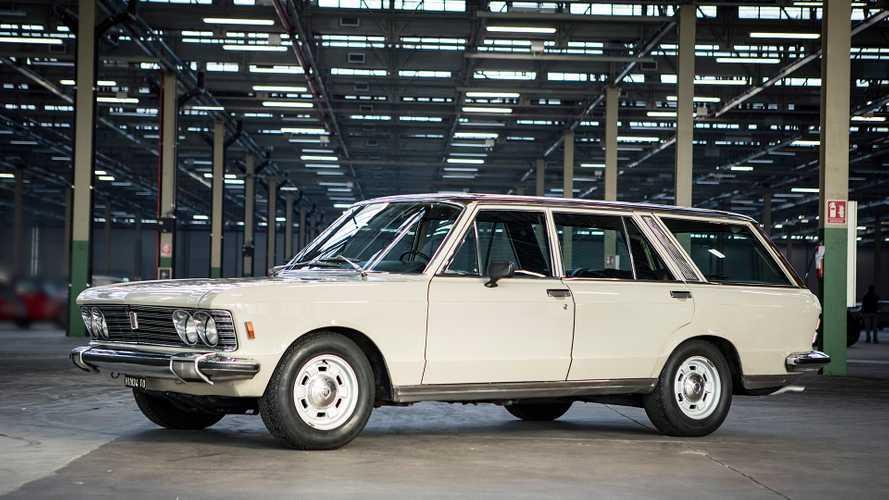 Fiat 130 Familiare: Superseltener Edel-Kombi von 1972