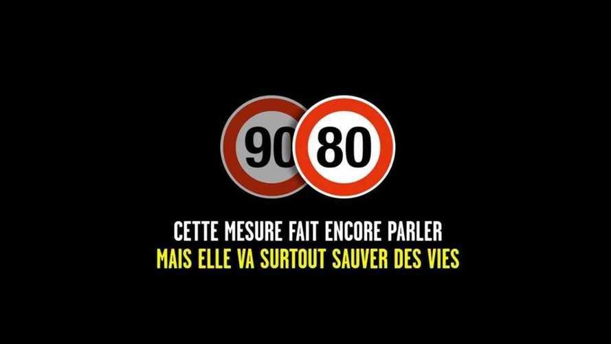 80 km/h - Pour une application
