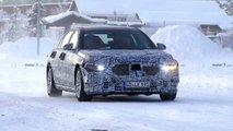 2020 Mercedes S-Class new spy shots