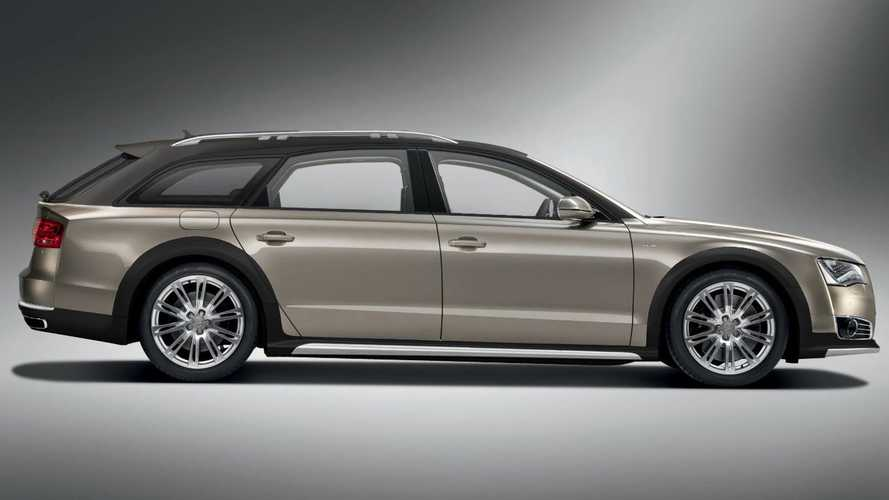 Italian tuner is building a W12-powered Audi A8 Avant Allroad
