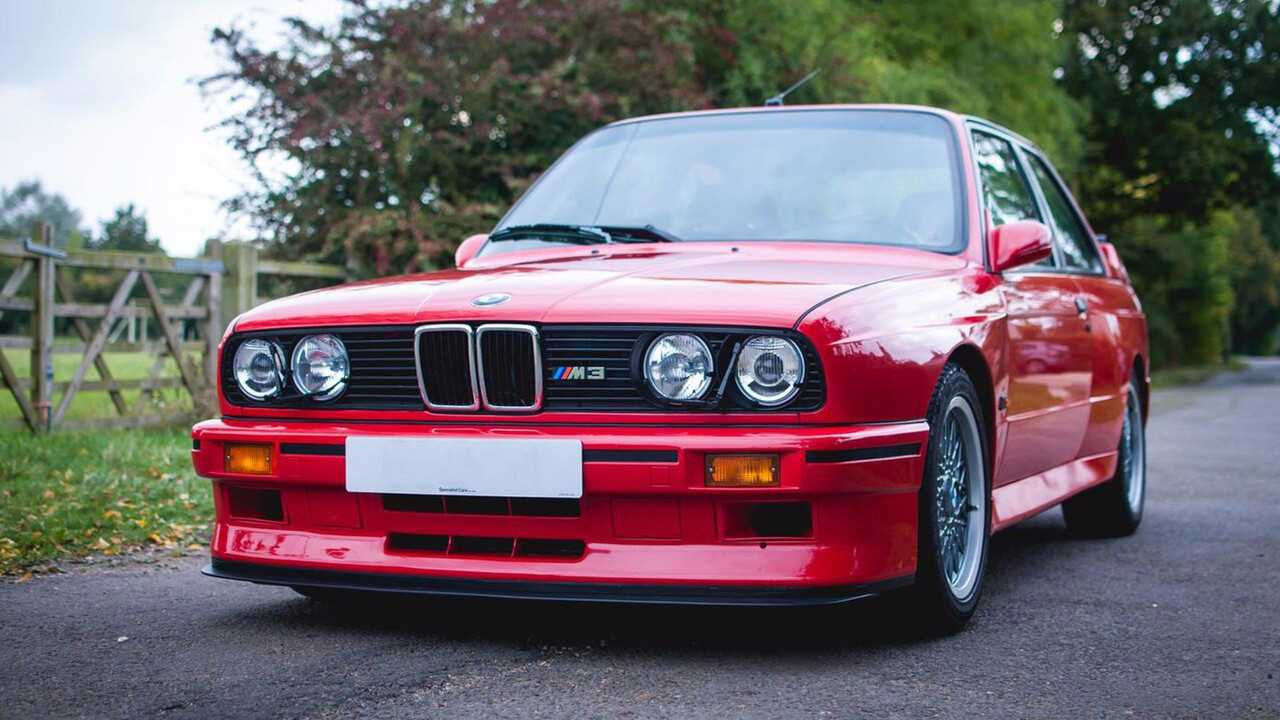 BMW M3 E30 Sport Evolution II