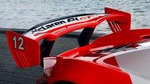 McLaren P1 by MSO, en homenaje a Ayrton Senna
