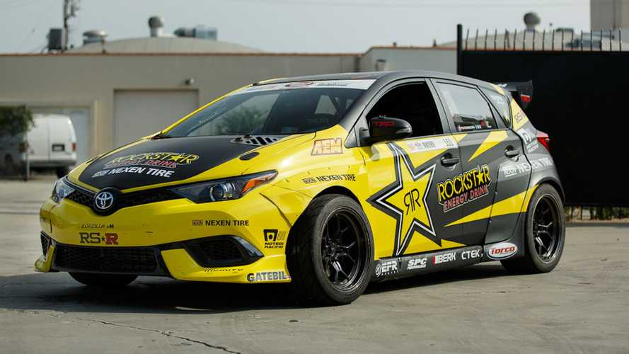 This RWD Toyota Corolla iM Formula Drift Car Is Up For Bid