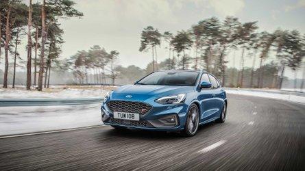 Novo Ford Focus ST estreia com motor do Mustang