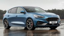 Ford Focus ST (2019) hat mehr Drehmoment als Civic Type R