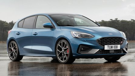 Ford Focus ST Revealed With Powerful Gasoline, Diesel Engines