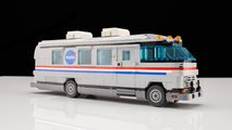 NASA Astrovan Airstream Lego Ideas Ideas