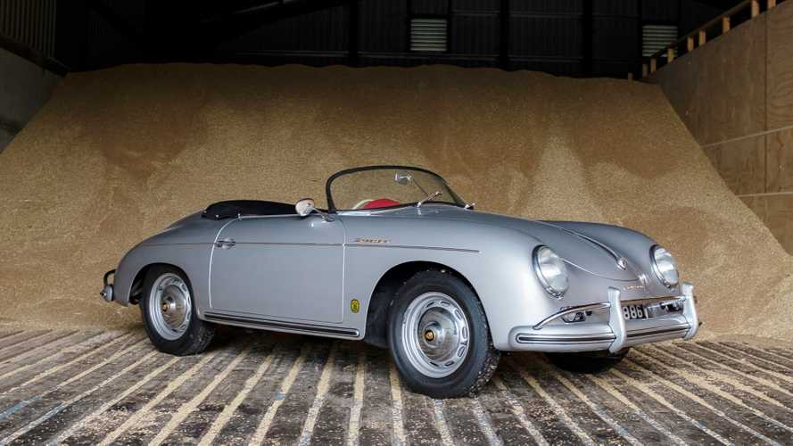 Rare Right-Hand Drive Porsche 356 T2 Speedster For Sale