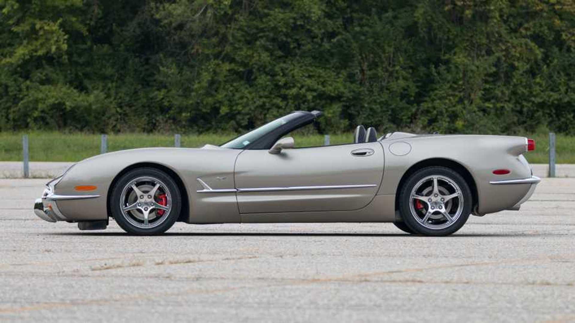 """[""""2001 Chevrolet Corvette CE""""]"""