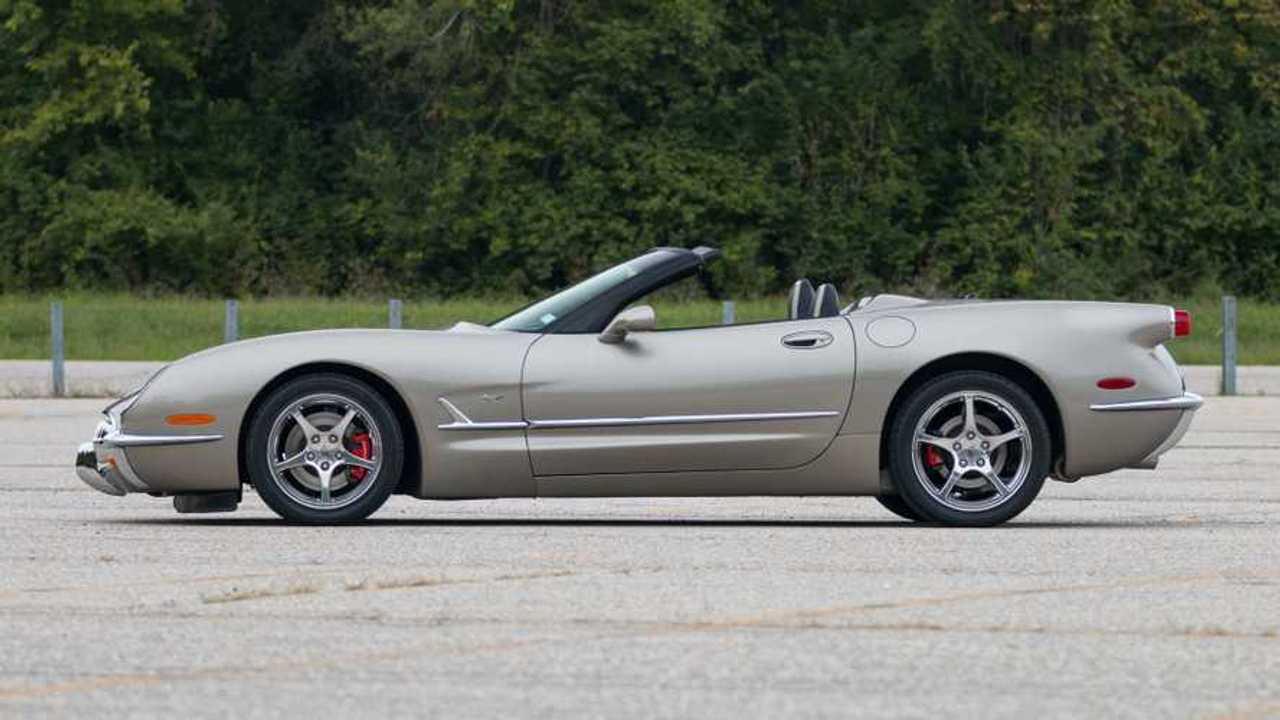 2001 Chevrolet Corvette CE
