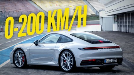 2020 Porsche 911 Carrera S Needs 10 Seconds To Hit 124 MPH