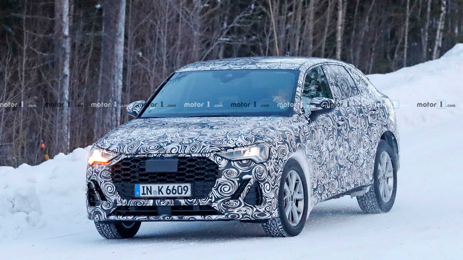 2020 Audi Q4 Unveiled! Release Date And Price >> 2020 Audi Q4 Returns In Best Spy Shots To Date Update