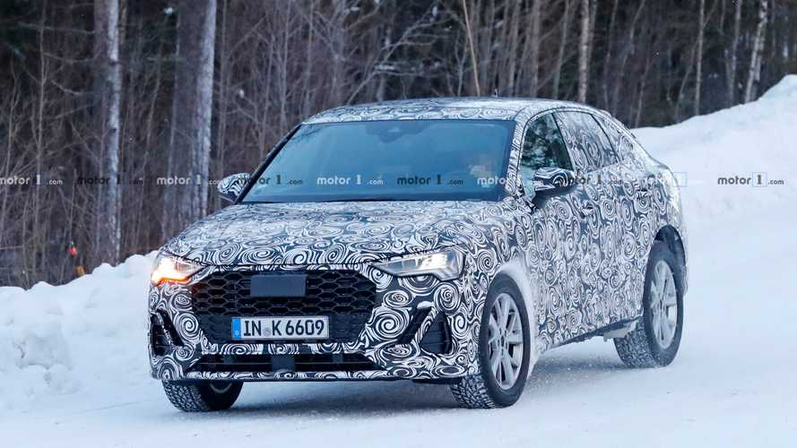 2020 Audi Q4 Returns In Best Spy Shots To Date [UPDATE]
