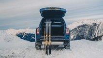 Rolls-Royce Cullinan ski taxi