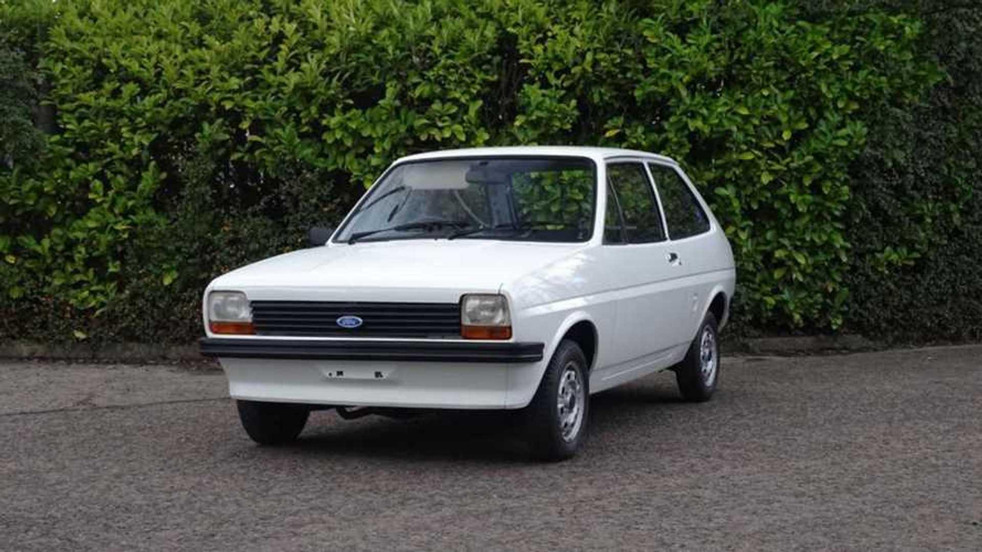 """[""""1978 Ford Fiesta MkI 950""""]"""