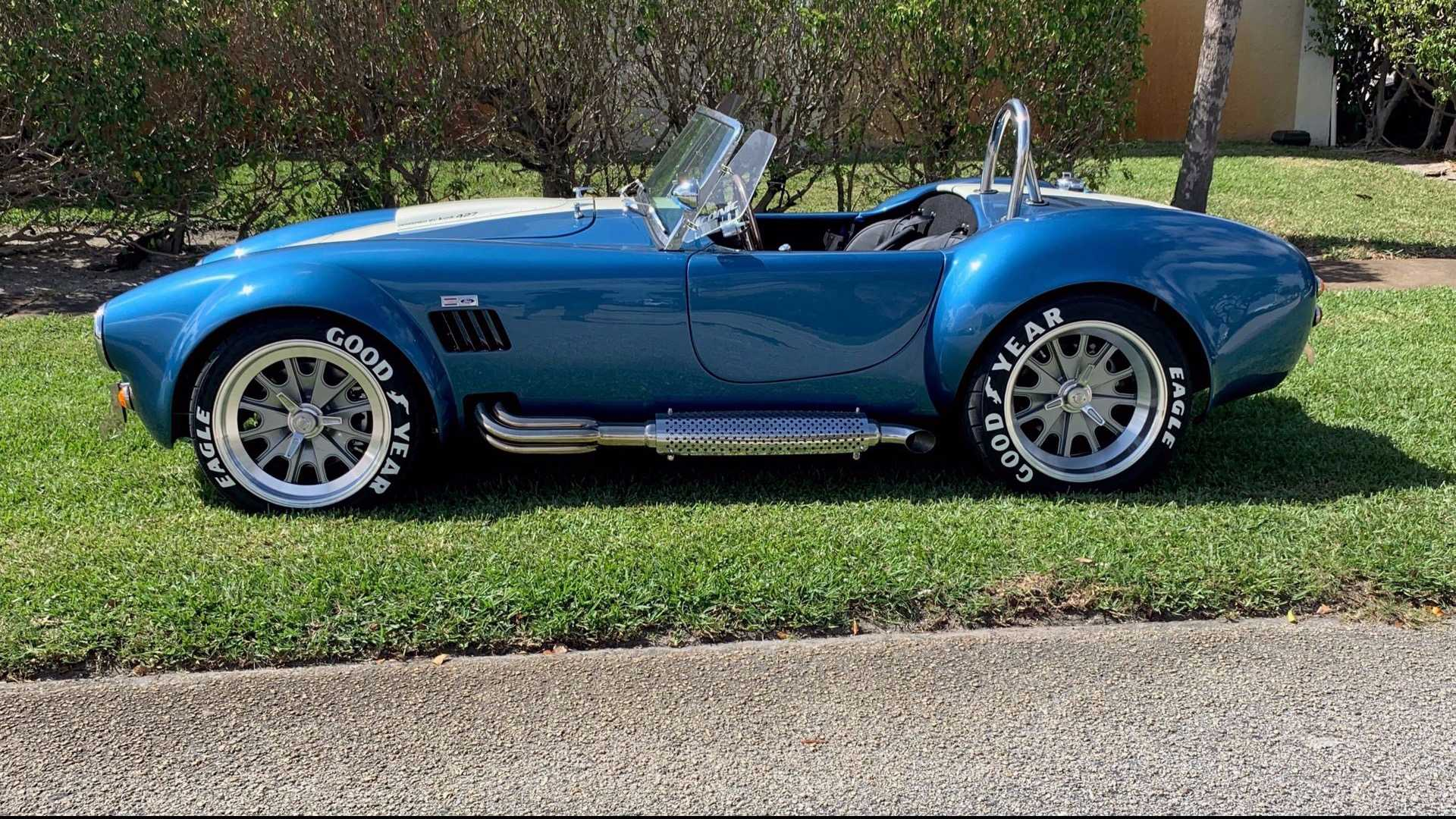 1965 Backdraft Cobra RT3 Classic Edition Big And Tall